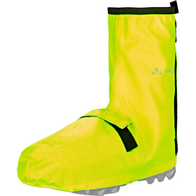 VAUDE Bike Polainas Tamaño Corto, neon yellow
